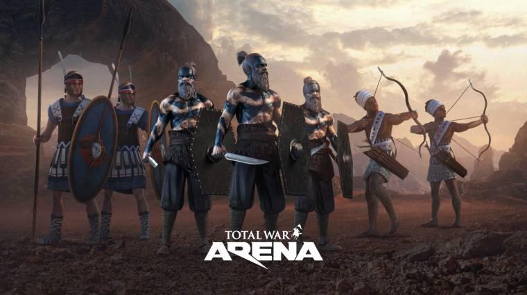 Total War: Arena - új csatatérrel érkezik a frissítés bevezetőkép