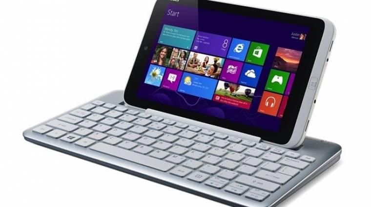 Itt a legkisebb Windows 8-as tablet kép