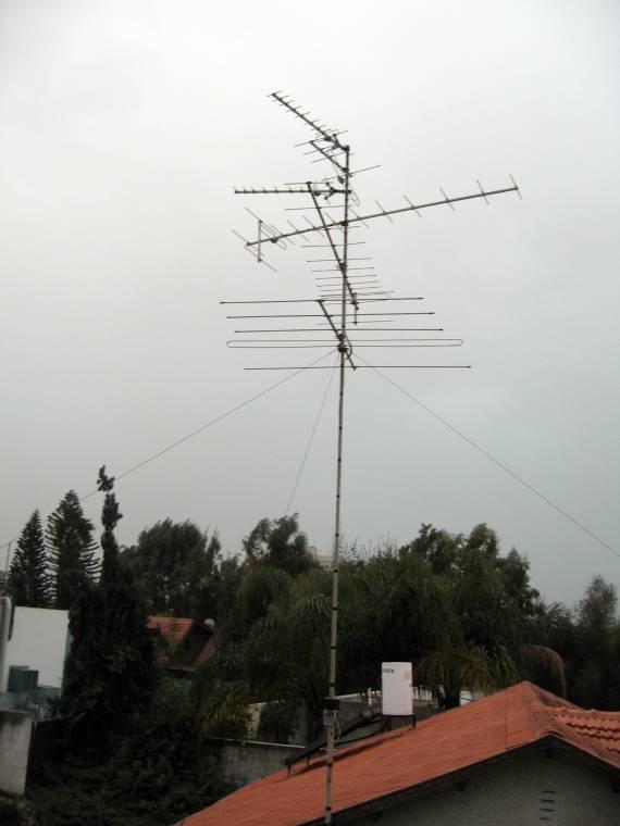 tetőantenna