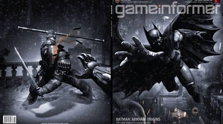 Batman: Arkham Origins leleplezve - fiatal hős tér vissza bevezetőkép