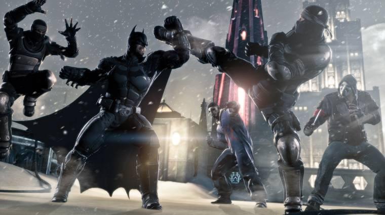 Batman: Arkham Origins - ha meghaltál, nincs visszaút bevezetőkép