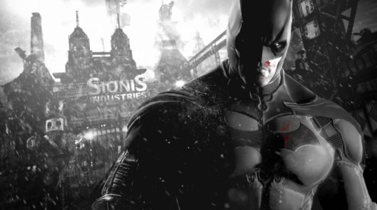 Batman: Arkham Origins - fagyott az éjjel bevezetőkép