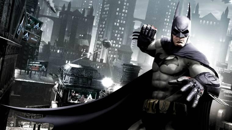 Batman: Arkham Origins - mobileszközön osszad az igazságot bevezetőkép