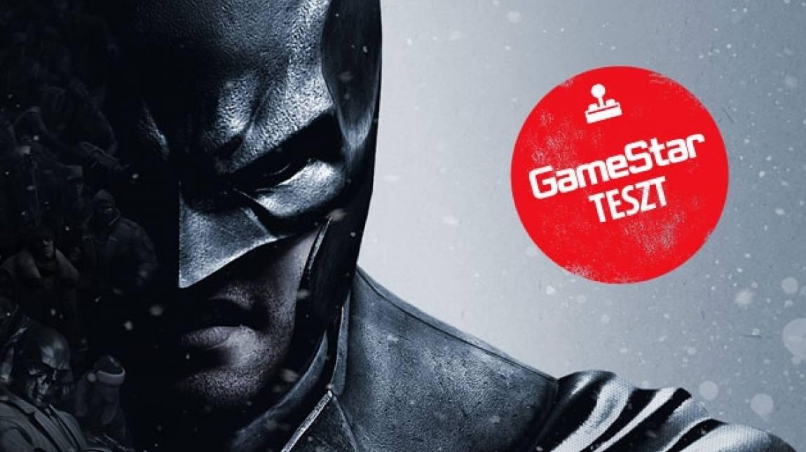 Batman: Arkham Origins teszt - hogyan készül egy Sötét Lovag? bevezetőkép