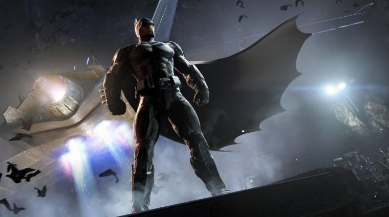 Az új Batman játék fejlesztői bemutatják... saját magukat bevezetőkép