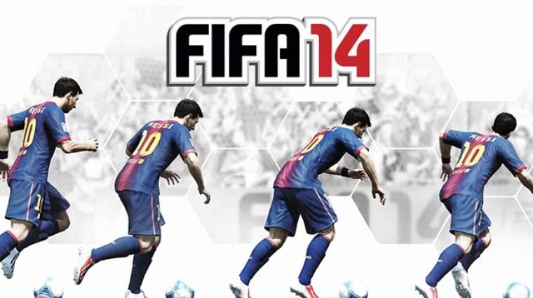 FIFA 14 - ingyen jön a World Cup mód bevezetőkép