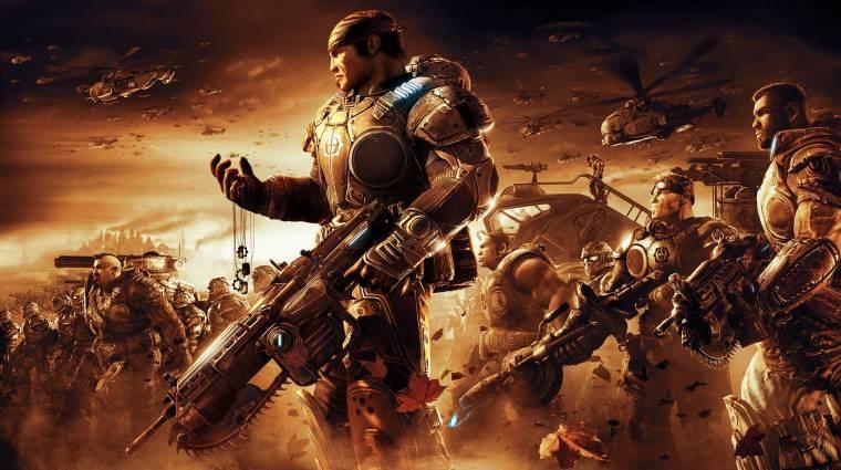 A Universal készíti el a Gears of War mozifilmet kép