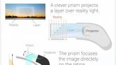 Üzleti alkalmazás Google Glassre kép