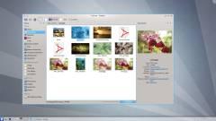 Villámgyors kisöcsit kaphat a KDE kép