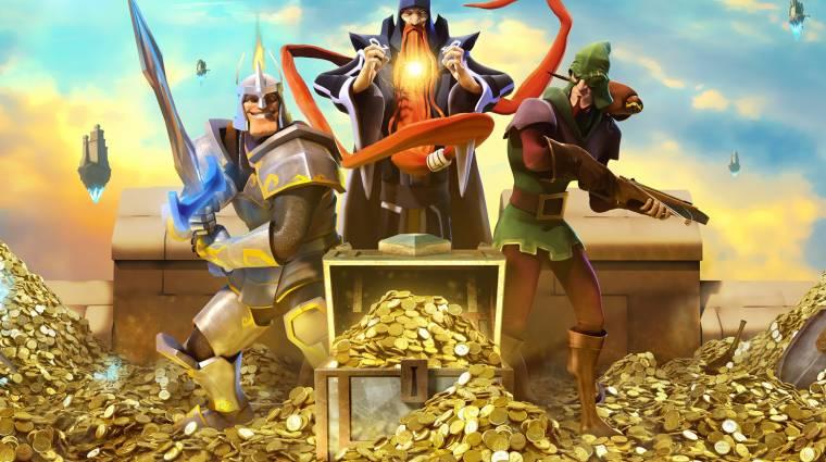 The Mighty Quest for Epic Loot - visszavonják a frissítést bevezetőkép