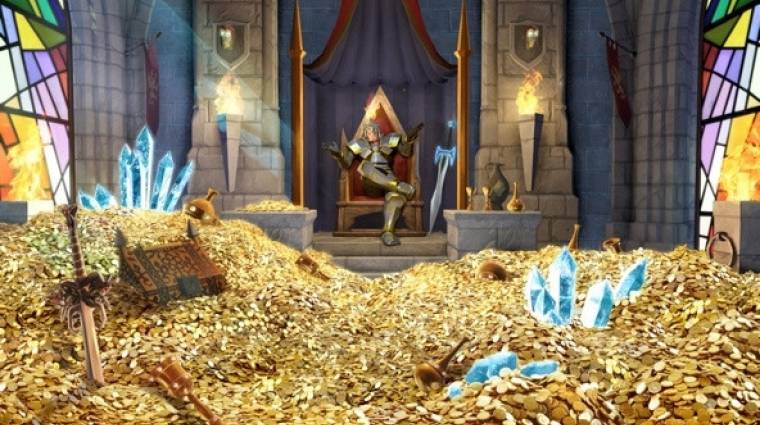 The Mighty Quest for Epic Loot - elstartolt a nyílt beta bevezetőkép
