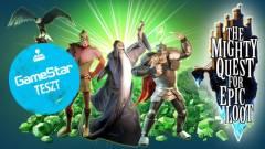 The Mighty Quest for Epic Loot bétateszt - lopkodunk és védünk kép