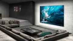 Jön a Samsung lehengerlő, 280 centis MicroLED tévéje kép