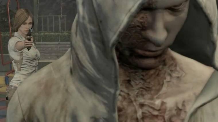 The Evil Within - megjelent a The Consequence, itt a trailer bevezetőkép