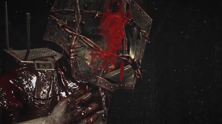 The Evil Within - belső nézetből gyilkolunk a The Executioner DLC-ben (videó) bevezetőkép