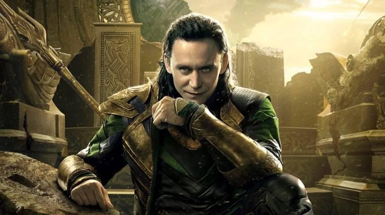 Rekordnézettséget hozott Loki, a csínytevés istene bevezetőkép