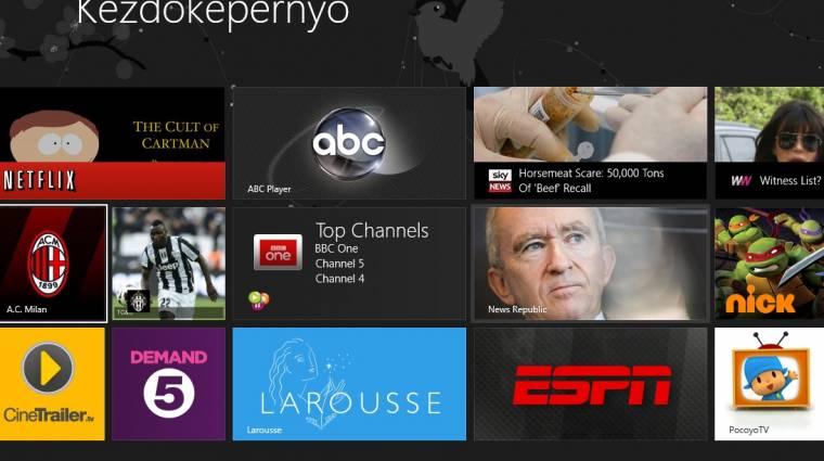 Így használhatod a Netflix-et Windows 8 alatt! kép