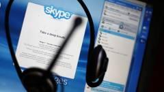 Évek óta kémkedhet a Skype kép