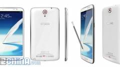 Galaxy S4-klón 6,5 colos érintőkijelzővel kép