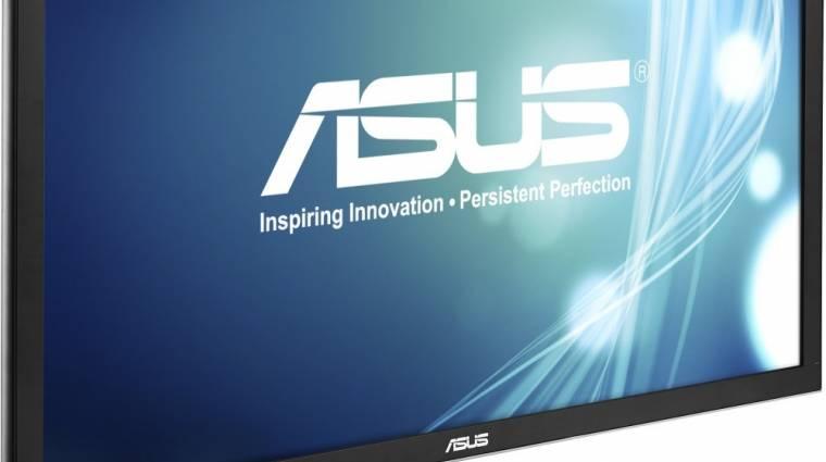 4K-s gamer monitor az ASUS műhelyéből kép