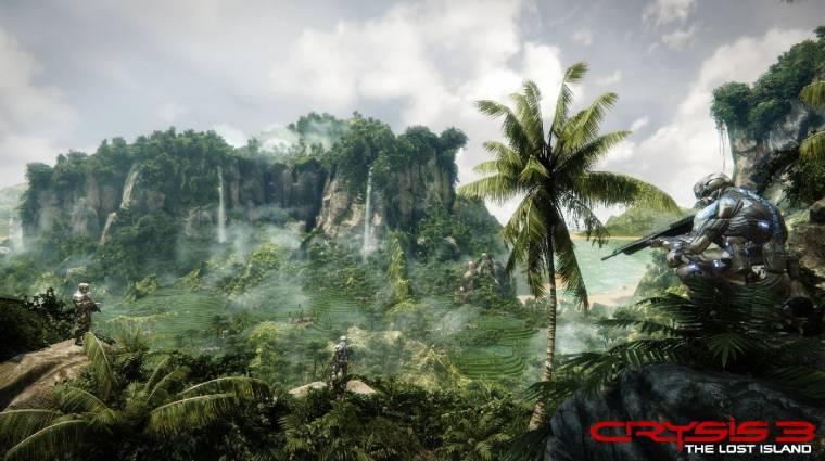 Crysis 3 - megérkezett a dzsungeles DLC bevezetőkép