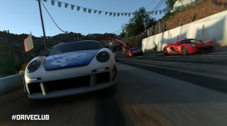 Leállnak a Driveclub szerverei, a játék is eltűnik a PlayStation Store-ból bevezetőkép