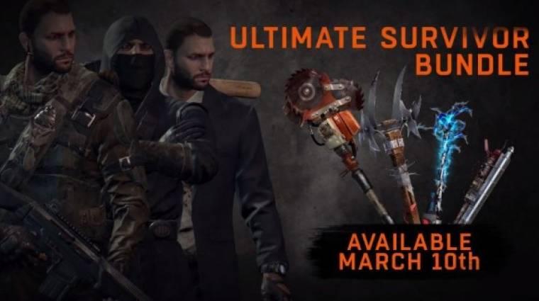 Dying Light - ezt hozza a második DLC (videó) bevezetőkép
