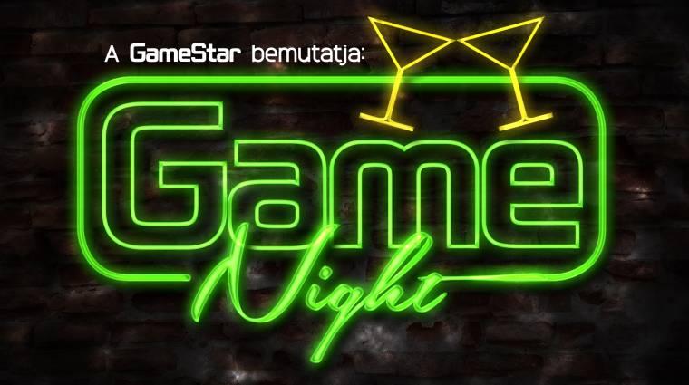 GameNight - nyissuk együtt az évet bevezetőkép