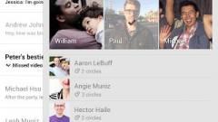 Egyesítette chatszolgáltatásait a Google kép