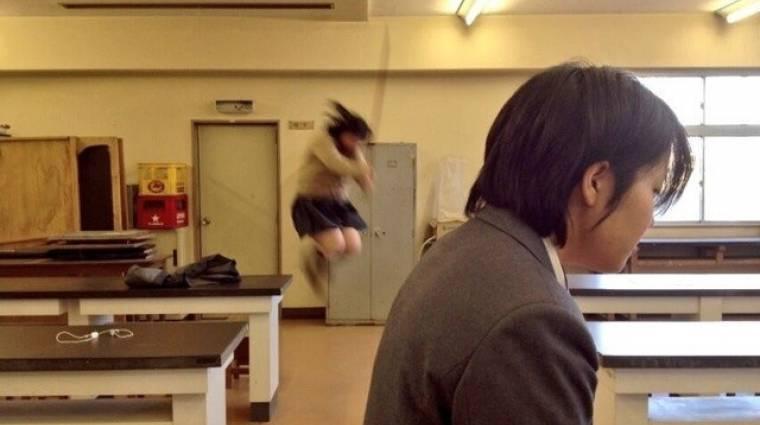 Japán diákokat esznek az óriások - rémisztő fotók bevezetőkép