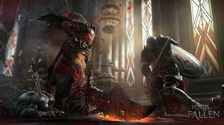 Lords of the Fallen - tűz, vér és halál bevezetőkép