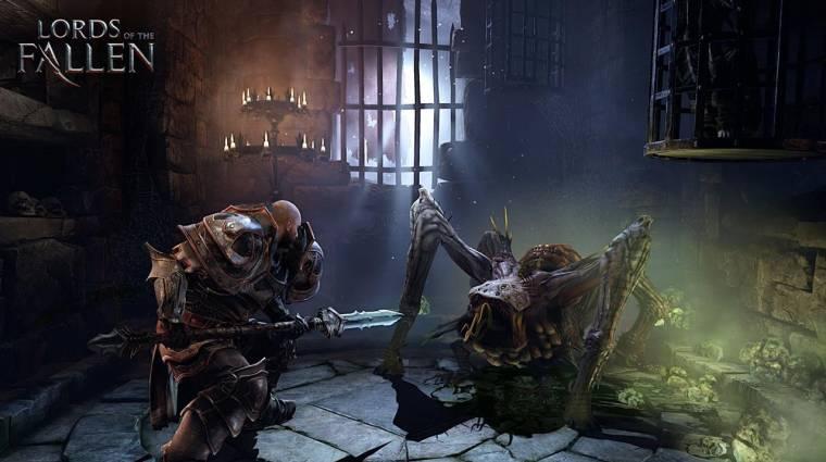 Lords of the Fallen - na, itt a világ (videó) bevezetőkép