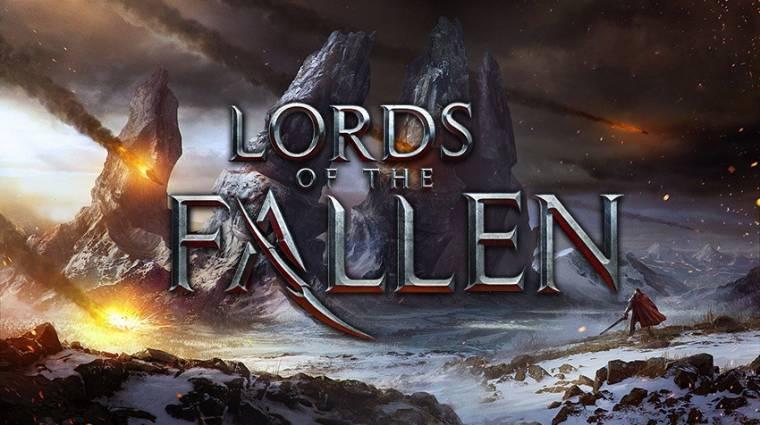 Lords of the Fallen - ez bizony ütni fog bevezetőkép