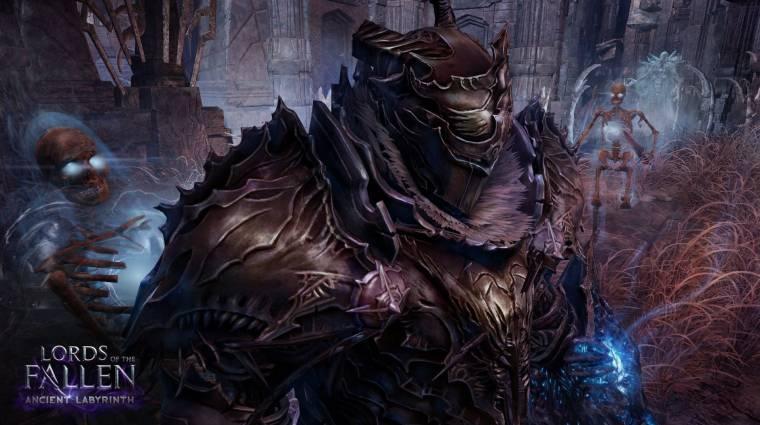 Lords of the Fallen trailer - jövő héten jön az első DLC, itt a videó bevezetőkép