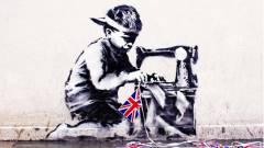Hiába figyelmeztették Banksyt, mégis hagyta meghackelni az oldalát kép