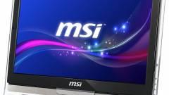 Olcsó egybegéppel támad az MSI kép