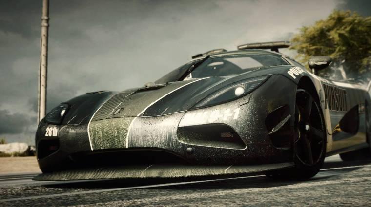 Need For Speed - 18 éve először nem lesz új játék bevezetőkép