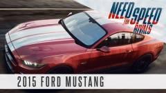 Need for Speed: Rivals - az új Mustang ingyen van kép