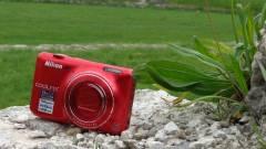Karcsú, mint egy Ultrabook - Nikon Coolpix S6400 teszt kép
