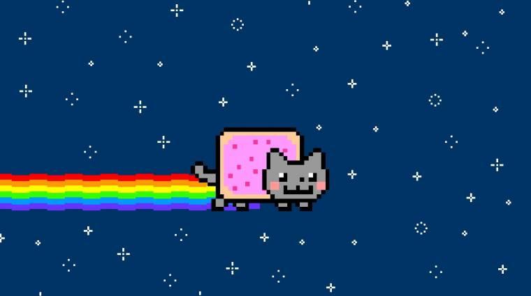 Nyan Cat atyja perli a Warner Bros.-t  bevezetőkép