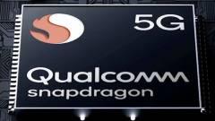 Belépőszintű, de 5G-s Snapdragon rendszerchip érkezik kép