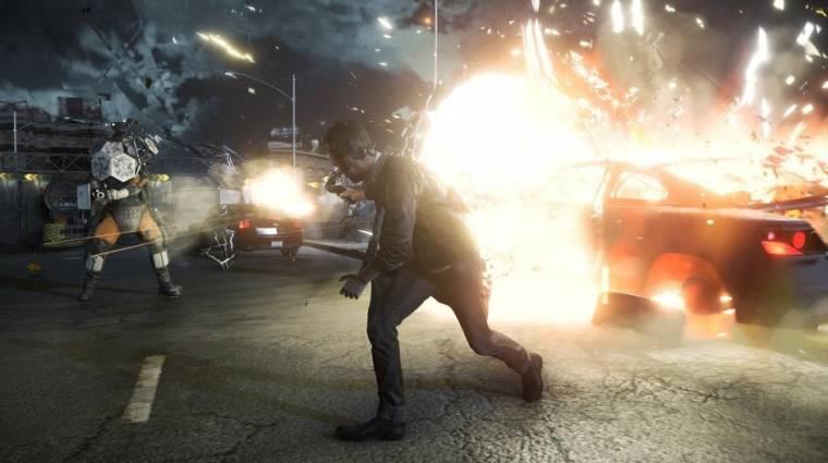 Quantum Break megjelenés - 2015-ben  várhatjuk Xbox One-ra (videó) bevezetőkép