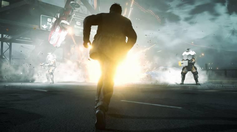 Quantum Break - ütős lett a cinematic trailer bevezetőkép