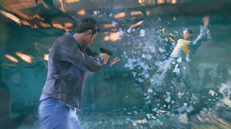 Quantum Break - hét perc játékmenet érkezett az időmanipulálós mókából (videó) bevezetőkép