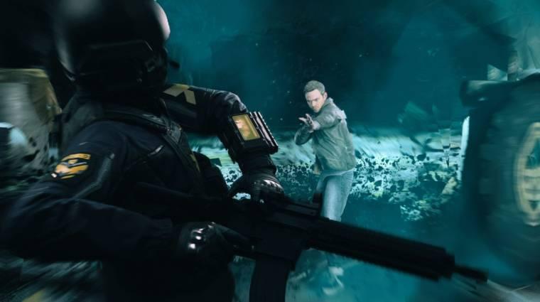 Az Xbox One X frissítéstől 178 GB-ra nőtt a Quantum Break bevezetőkép