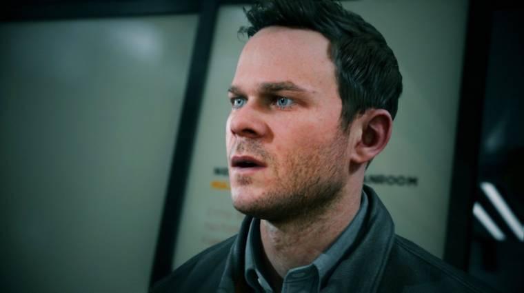 Így lett az Alan Wake 2-ből Quantum Break bevezetőkép