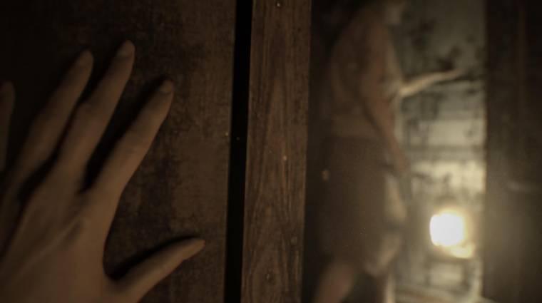 Ezért váltott FPS nézetre a Resident Evil 7: Biohazard bevezetőkép