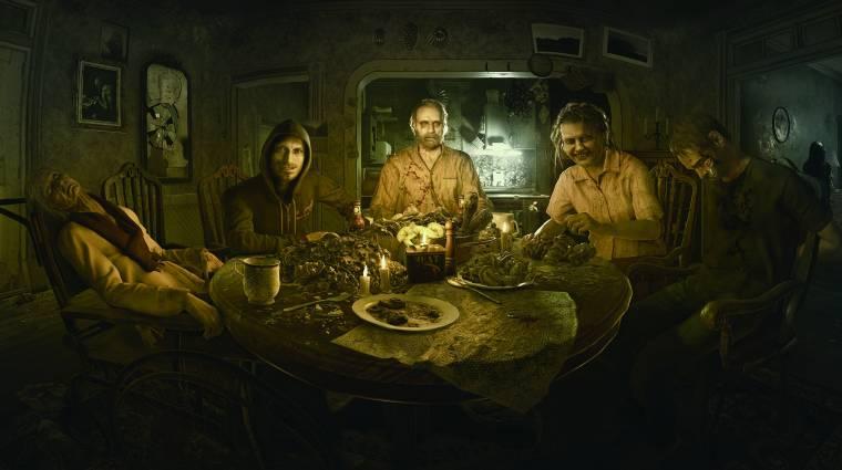 Már a Resident Evil 7 a zombis széria legjobban fogyó darabja bevezetőkép