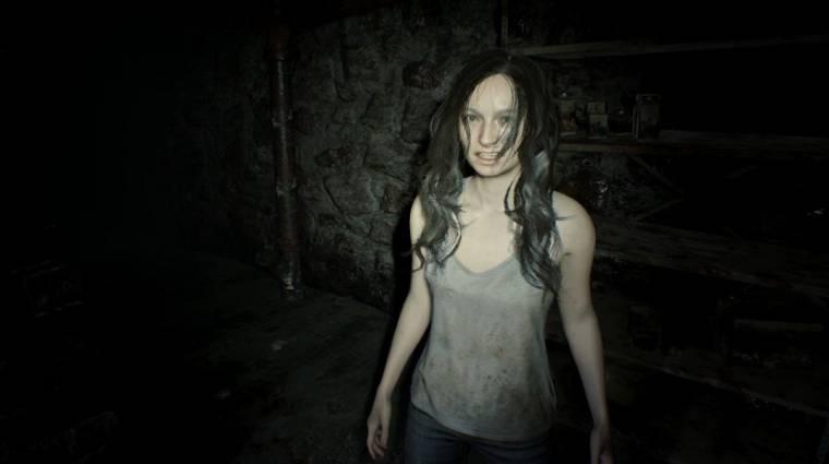 A Resident Evil 8 egy új női főszereplőt is bemutathat bevezetőkép