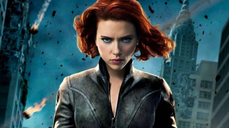Hollywood legjobban fizetett színésznője lehet Scarlett Johansson a Fekete Özvegy filmmel bevezetőkép